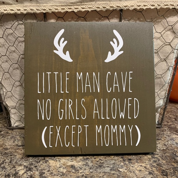 Other - Little man cave